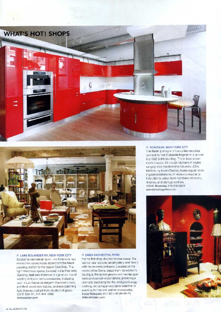Interior Design Market Tabloid USA